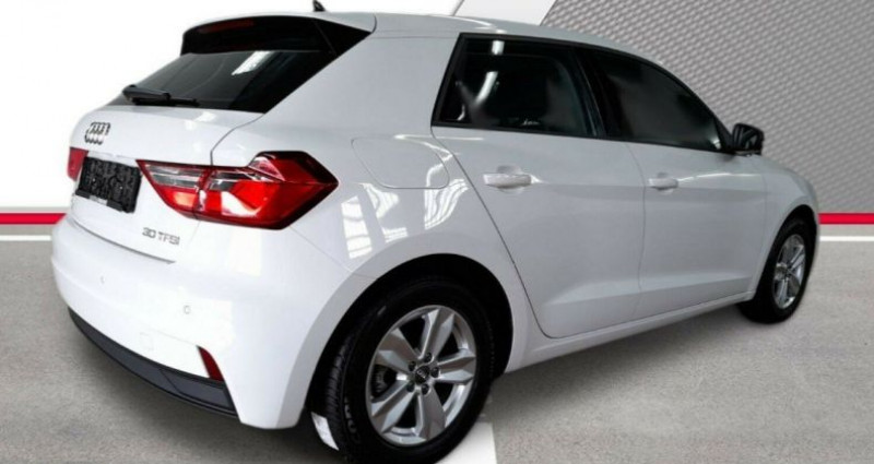 Audi A1 Sportback 30 TFSI 116 Blanc occasion à Saint Patrice - photo n°2