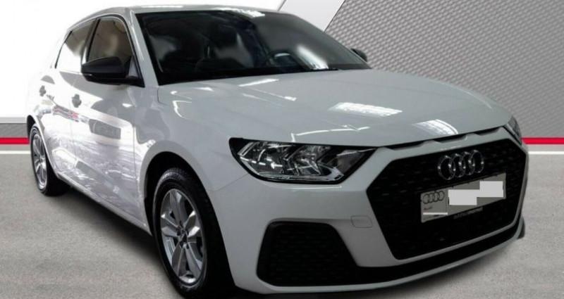 Audi A1 Sportback 30 TFSI 116 Blanc occasion à Saint Patrice