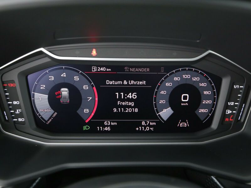 Audi A1 Sportback 30 TFSI 116 Rouge occasion à Beaupuy - photo n°5