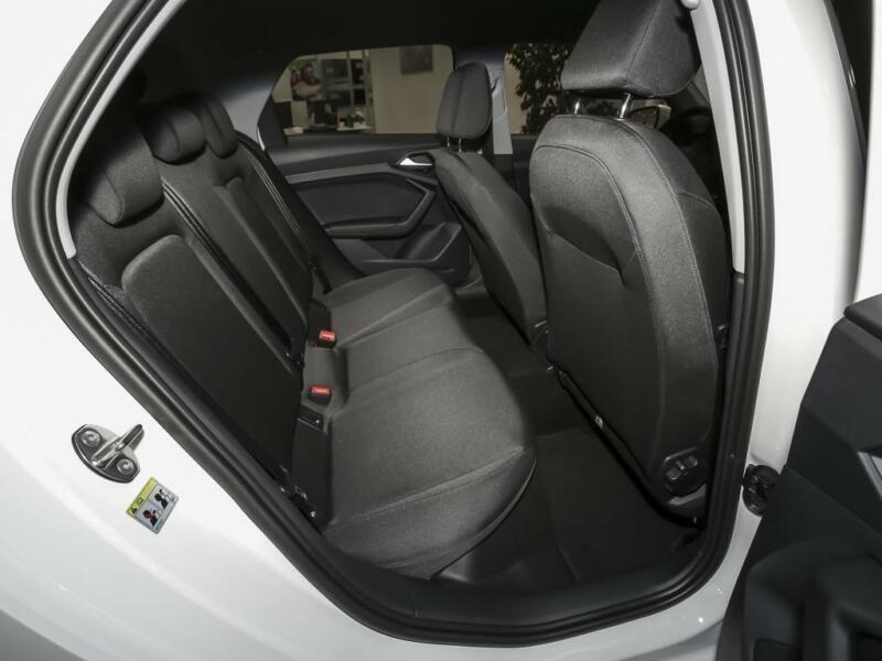 Audi A1 Sportback 30 TFSI 116 Blanc occasion à Beaupuy - photo n°6