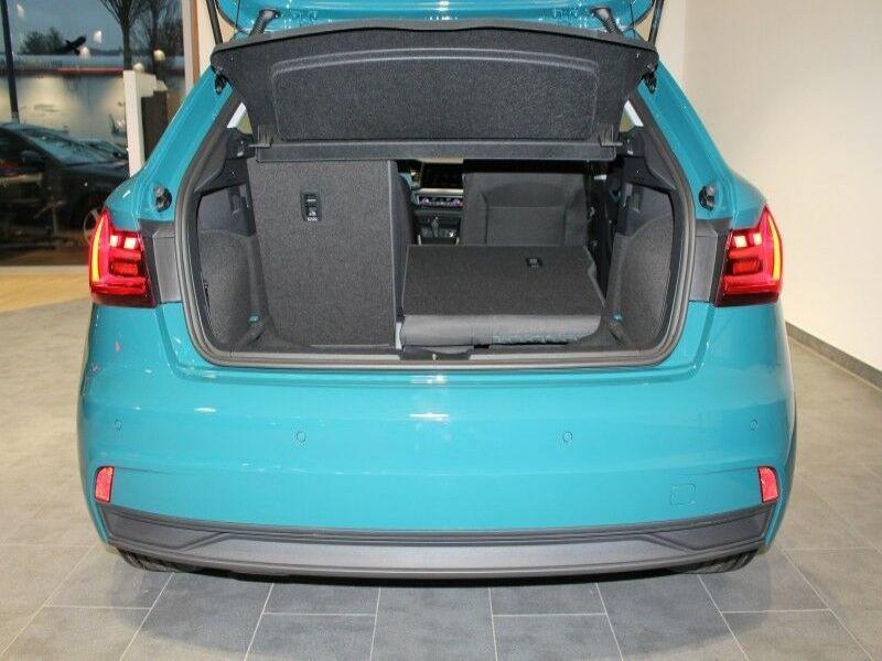 Audi A1 Sportback 30 TFSI 116 Vert occasion à Beaupuy - photo n°9