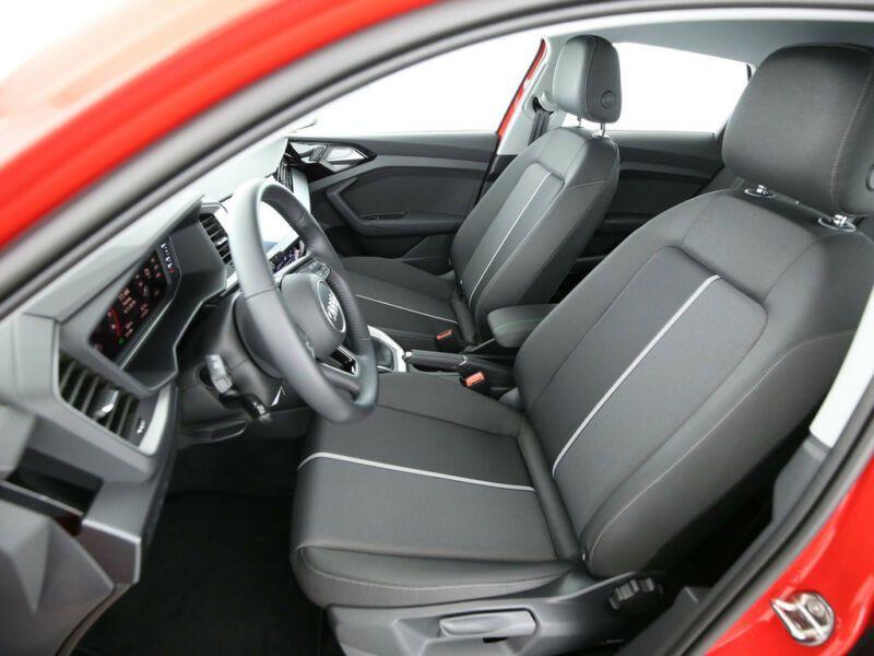 Audi A1 Sportback 30 TFSI 116 Rouge occasion à Beaupuy - photo n°6