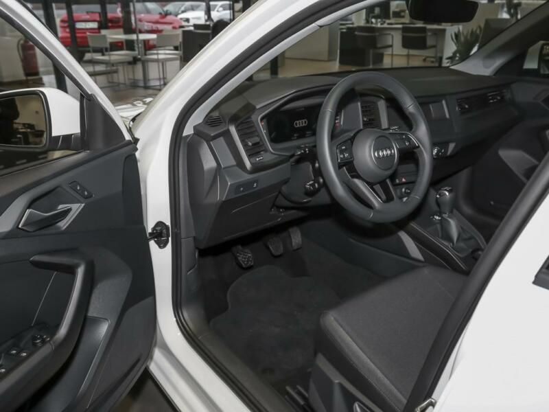 Audi A1 Sportback 30 TFSI 116 Blanc occasion à Beaupuy - photo n°2