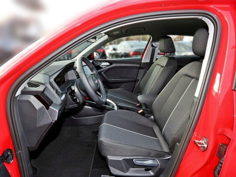 Audi A1 Sportback 30 TFSI 116 Rouge occasion à Beaupuy - photo n°4