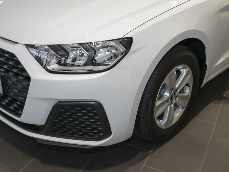 Audi A1 Sportback 30 TFSI 116 Blanc occasion à Beaupuy - photo n°7