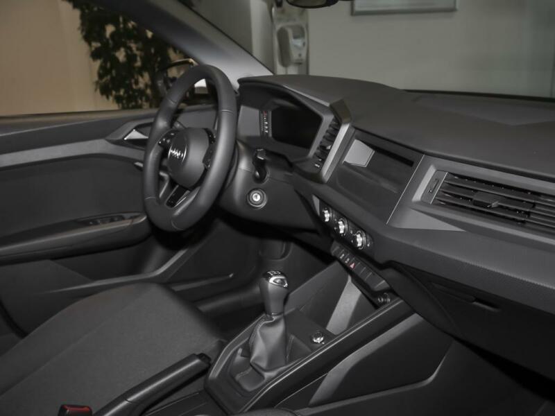 Audi A1 Sportback 30 TFSI 116 Blanc occasion à Beaupuy - photo n°4