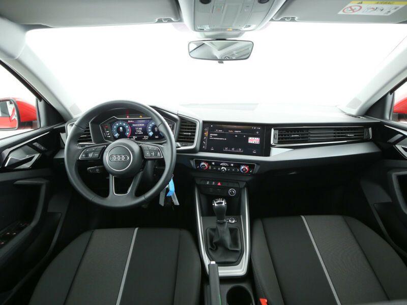 Audi A1 Sportback 30 TFSI 116 Rouge occasion à Beaupuy - photo n°2