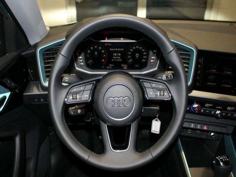 Audi A1 Sportback 30 TFSI 116 Vert occasion à Beaupuy - photo n°7