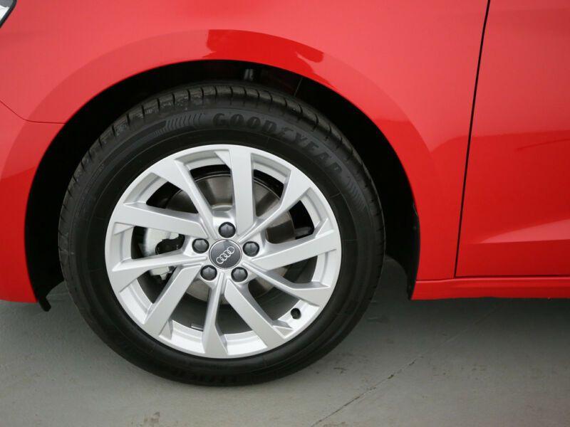 Audi A1 Sportback 30 TFSI 116 Rouge occasion à Beaupuy - photo n°9