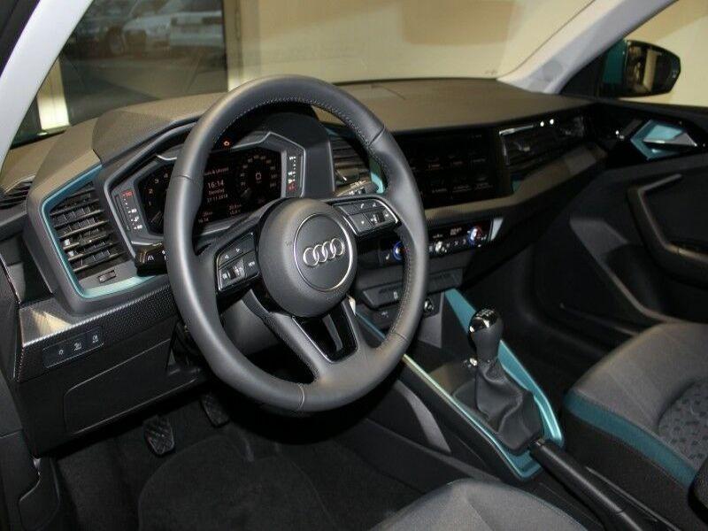 Audi A1 Sportback 30 TFSI 116 Vert occasion à Beaupuy - photo n°2