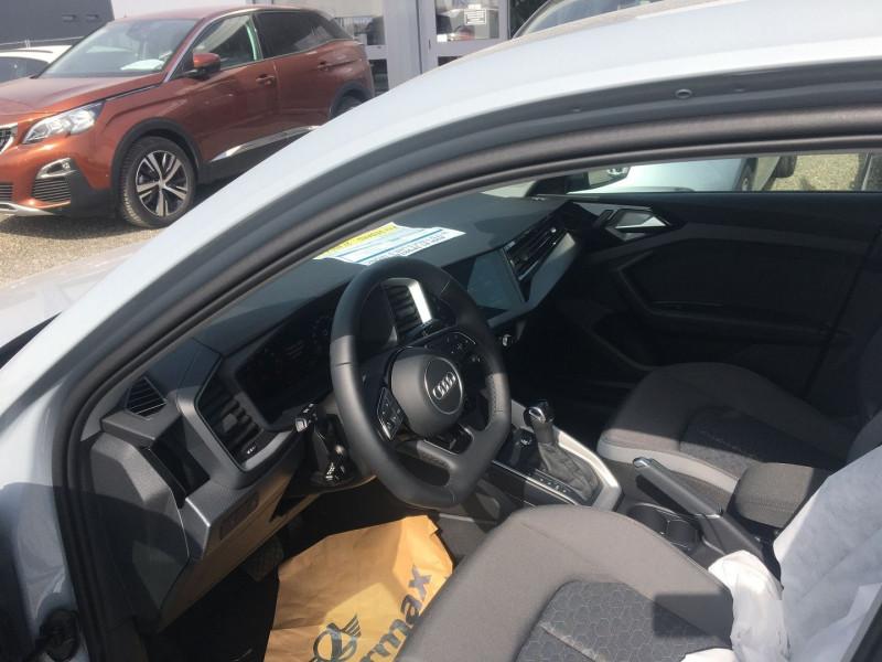 Audi A1 Sportback 30 TFSI 116CH S LINE S TRONIC 7 Blanc occasion à Ibos - photo n°4
