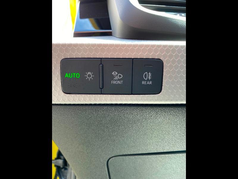 Audi A1 Sportback 30 TFSI 116ch S line Jaune occasion à Albi - photo n°9