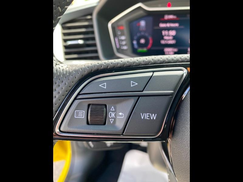 Audi A1 Sportback 30 TFSI 116ch S line Jaune occasion à Albi - photo n°13