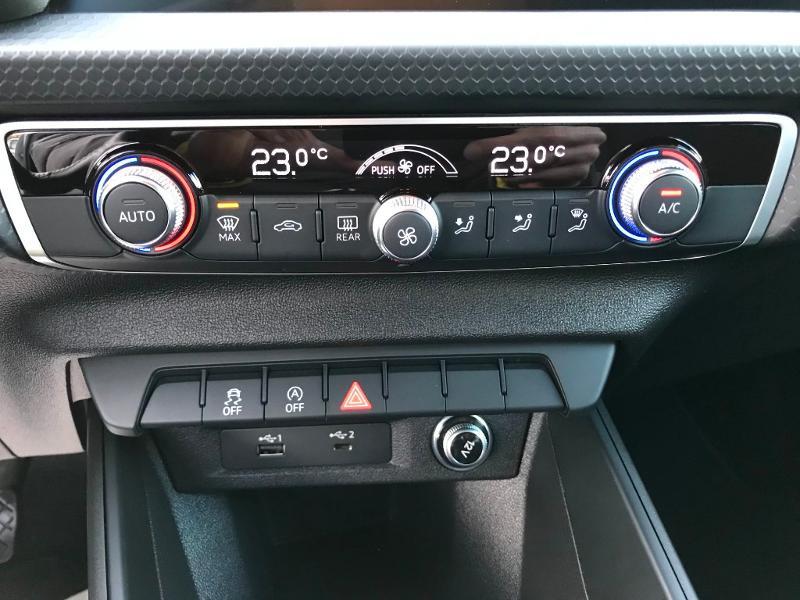 Audi A1 Sportback 30 TFSI 116ch S line Blanc occasion à Labège - photo n°11