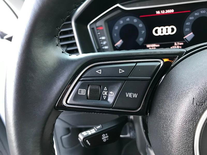 Audi A1 Sportback 30 TFSI 116ch S line Blanc occasion à Labège - photo n°14