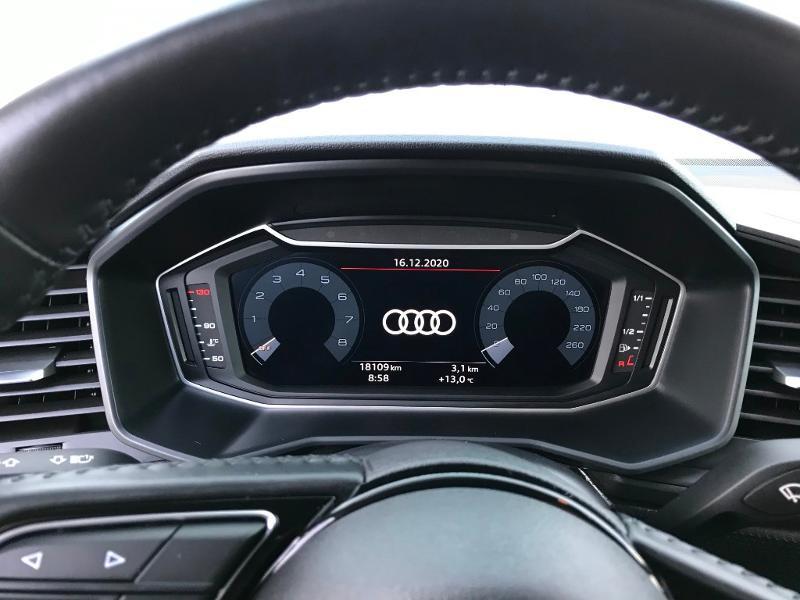 Audi A1 Sportback 30 TFSI 116ch S line Blanc occasion à Labège - photo n°9