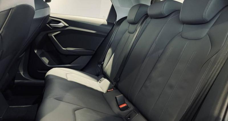 Audi A1 Sportback 35 TFSI 150 ch S tronic 7 Design Luxe Gris occasion à Saint-Ouen - photo n°6