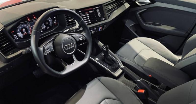 Audi A1 Sportback 35 TFSI 150 ch S tronic 7 Design Luxe Gris occasion à Saint-Ouen - photo n°5