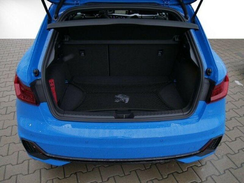 Audi A1 Sportback 35 TFSI 150 S tronic Bleu occasion à Beaupuy - photo n°9