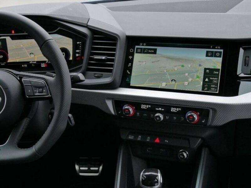 Audi A1 Sportback 35 TFSI 150 S tronic Bleu occasion à Beaupuy - photo n°5