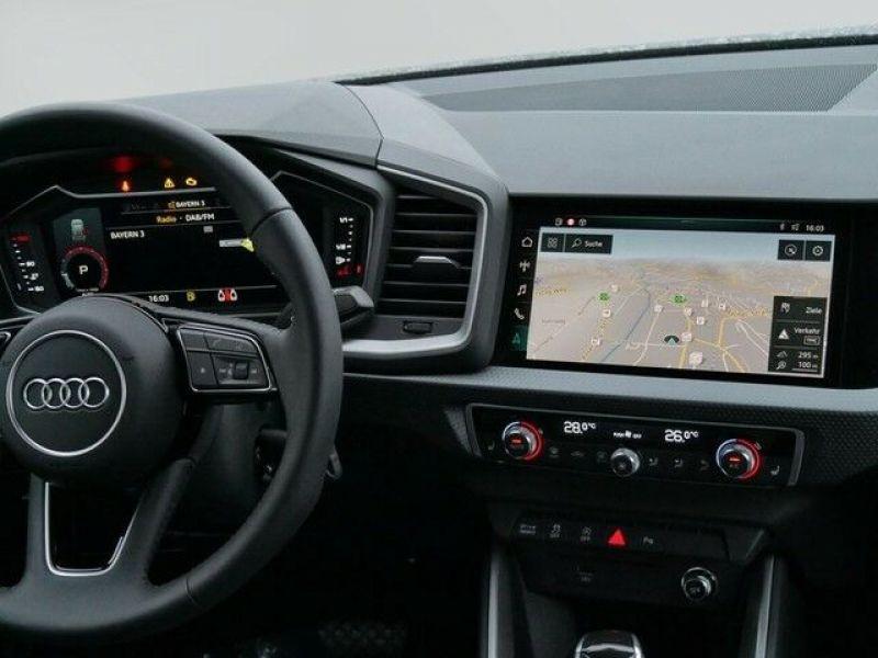 Audi A1 Sportback 35 TFSI 150 S tronic Gris occasion à Beaupuy - photo n°5