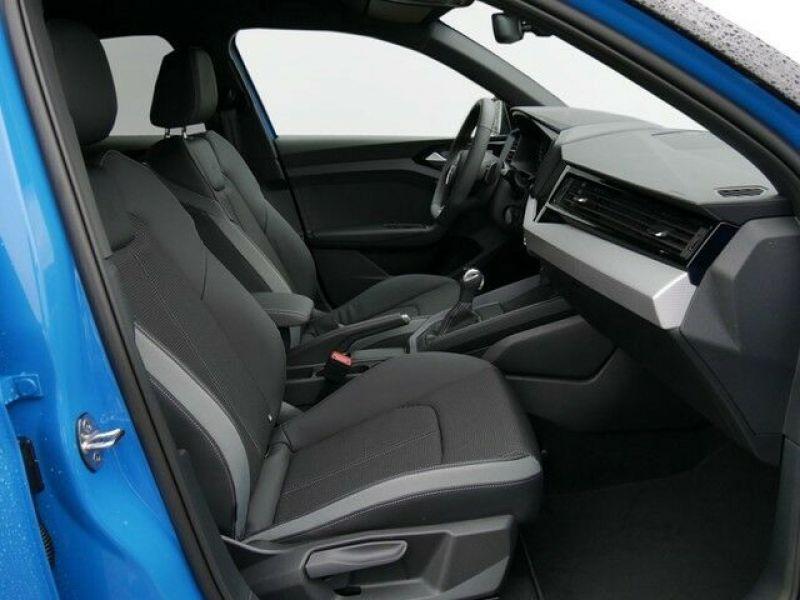 Audi A1 Sportback 35 TFSI 150 S tronic Bleu occasion à Beaupuy - photo n°4