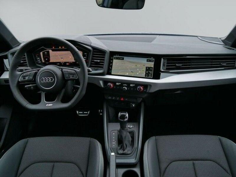 Audi A1 Sportback 35 TFSI 150 S tronic Bleu occasion à Beaupuy - photo n°2