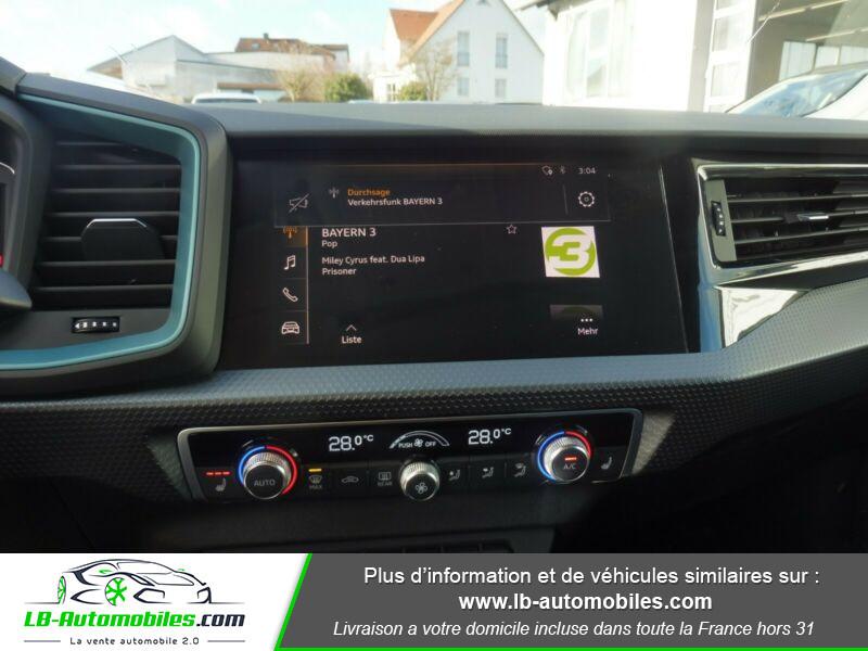 Audi A1 Sportback 35 TFSI 150 S Tronic Vert occasion à Beaupuy - photo n°5