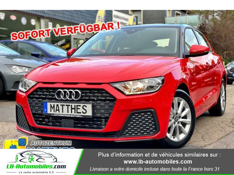 Audi A1 Sportback 35 TFSI 150 S Tronic Rouge occasion à Beaupuy - photo n°16