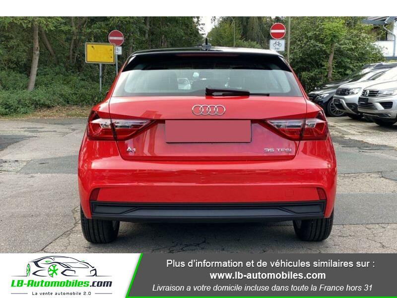 Audi A1 Sportback 35 TFSI 150 S Tronic Rouge occasion à Beaupuy - photo n°12