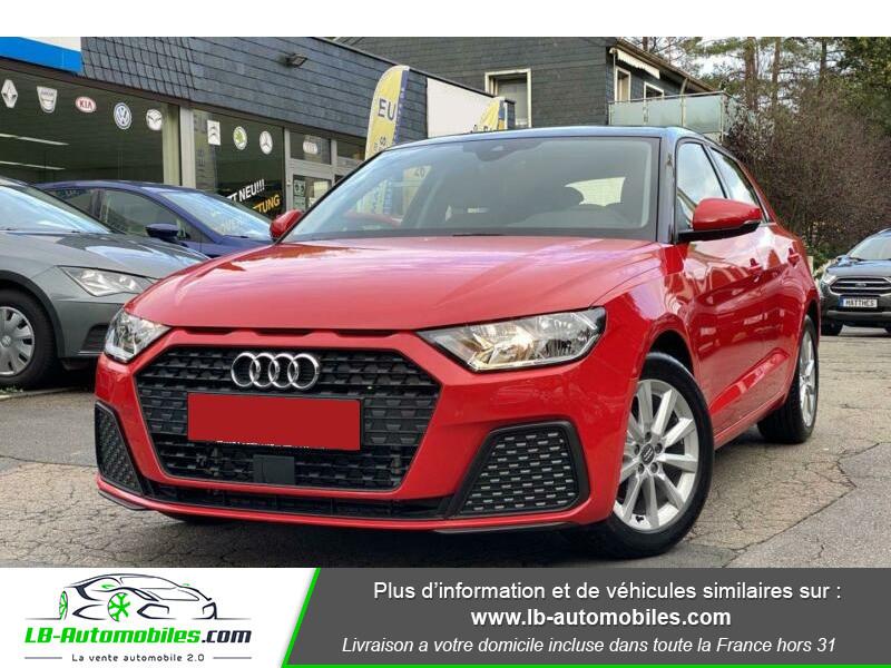 Audi A1 Sportback 35 TFSI 150 S Tronic Rouge occasion à Beaupuy