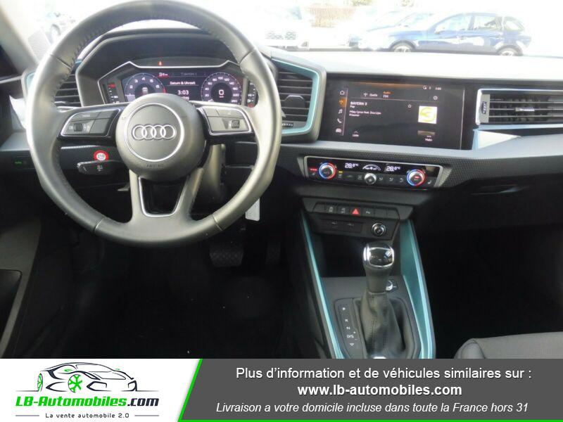 Audi A1 Sportback 35 TFSI 150 S Tronic Vert occasion à Beaupuy - photo n°2