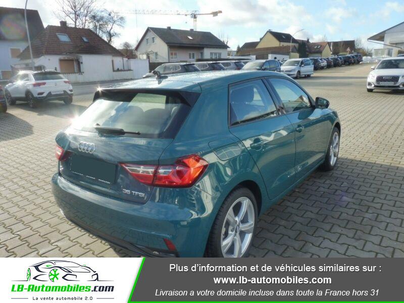 Audi A1 Sportback 35 TFSI 150 S Tronic Vert occasion à Beaupuy - photo n°3