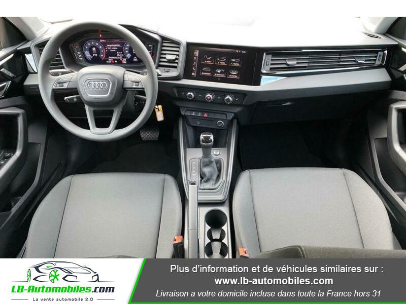 Audi A1 Sportback 35 TFSI 150 S Tronic Rouge occasion à Beaupuy - photo n°2