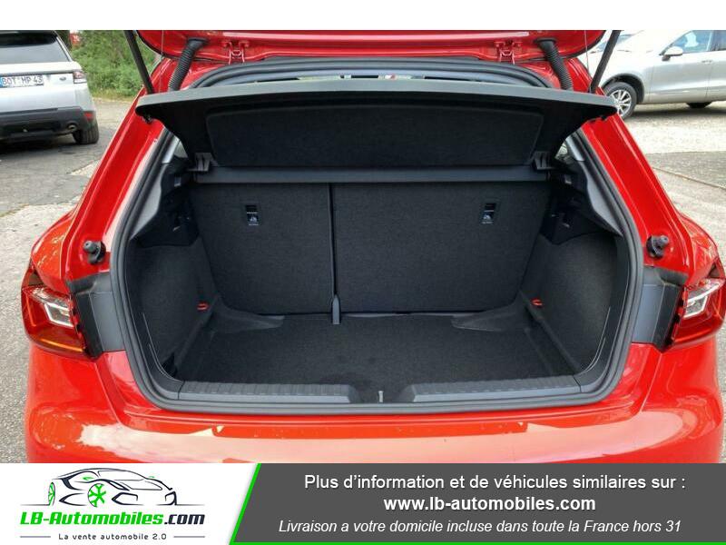Audi A1 Sportback 35 TFSI 150 S Tronic Rouge occasion à Beaupuy - photo n°13