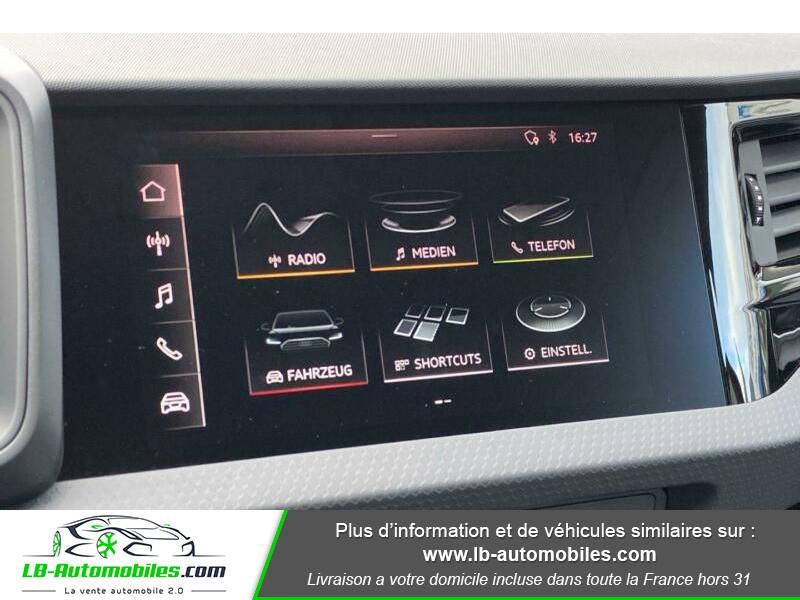 Audi A1 Sportback 35 TFSI 150 S Tronic Rouge occasion à Beaupuy - photo n°7