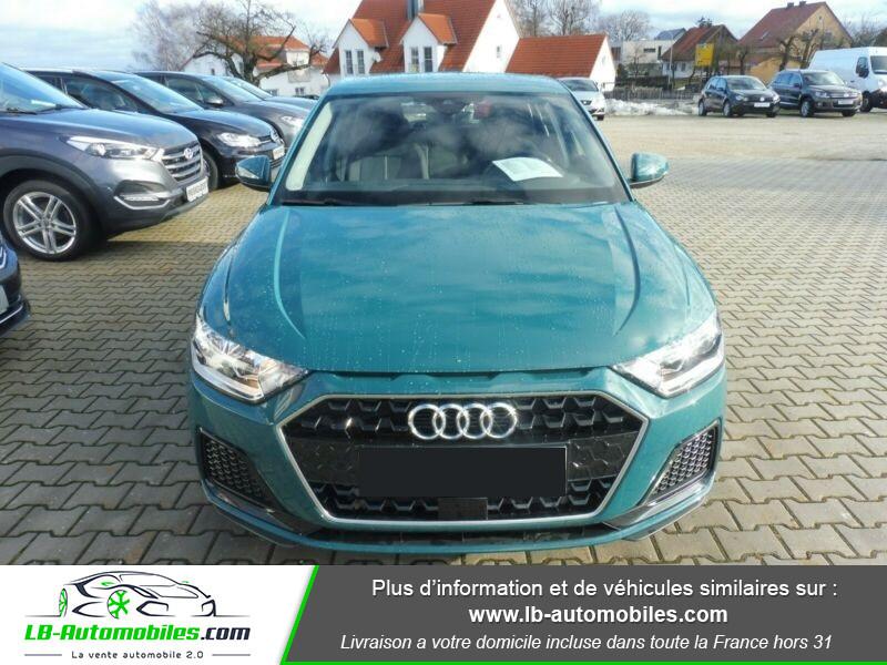 Audi A1 Sportback 35 TFSI 150 S Tronic Vert occasion à Beaupuy - photo n°7