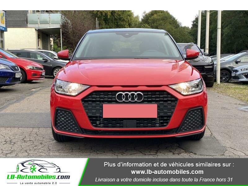 Audi A1 Sportback 35 TFSI 150 S Tronic Rouge occasion à Beaupuy - photo n°10
