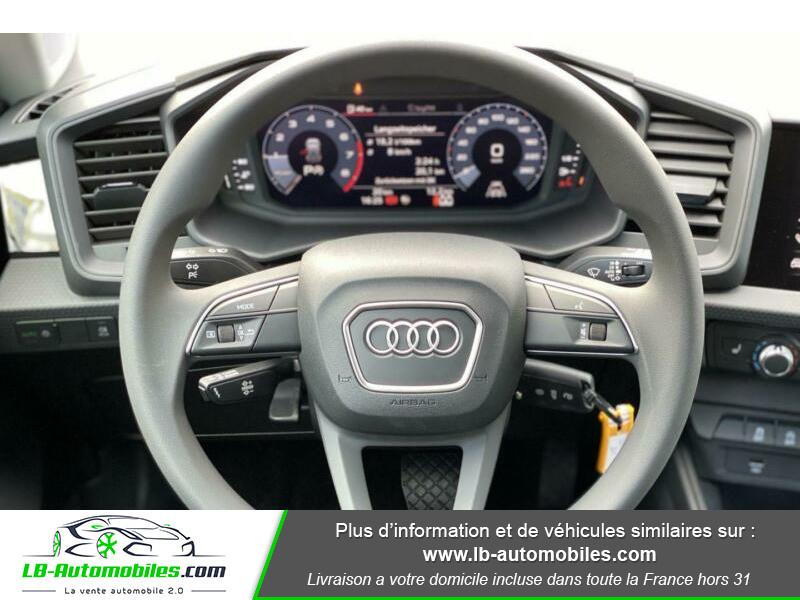Audi A1 Sportback 35 TFSI 150 S Tronic Rouge occasion à Beaupuy - photo n°6