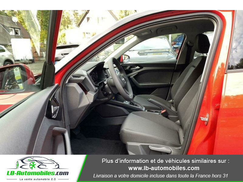Audi A1 Sportback 35 TFSI 150 S Tronic Rouge occasion à Beaupuy - photo n°4