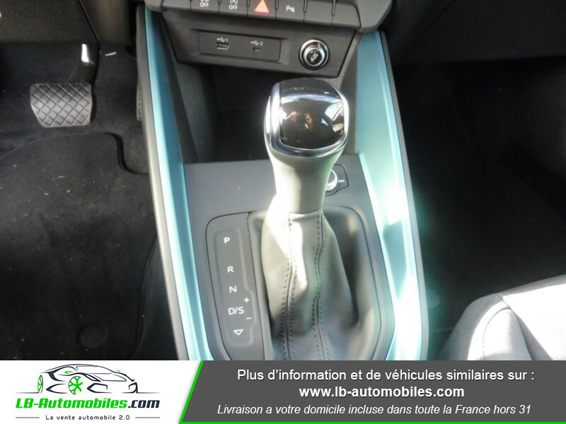 Audi A1 Sportback 35 TFSI 150 S Tronic Vert occasion à Beaupuy - photo n°6