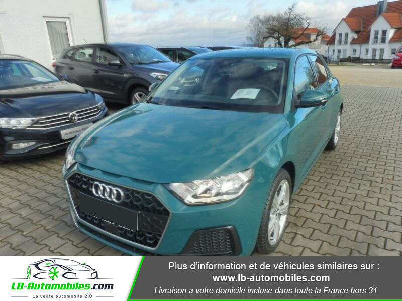 Audi A1 Sportback 35 TFSI 150 S Tronic Vert occasion à Beaupuy