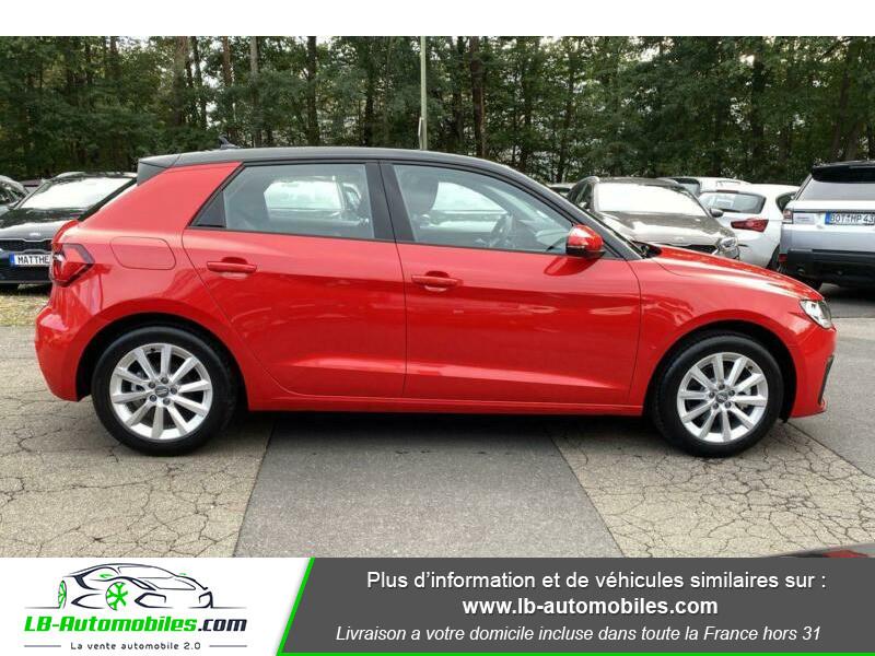 Audi A1 Sportback 35 TFSI 150 S Tronic Rouge occasion à Beaupuy - photo n°11