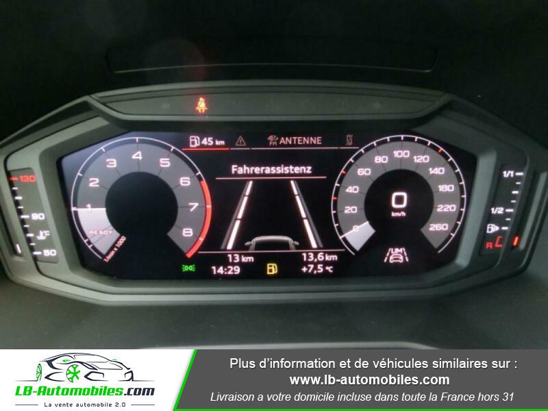 Audi A1 Sportback 35 TFSI 150 Blanc occasion à Beaupuy - photo n°4