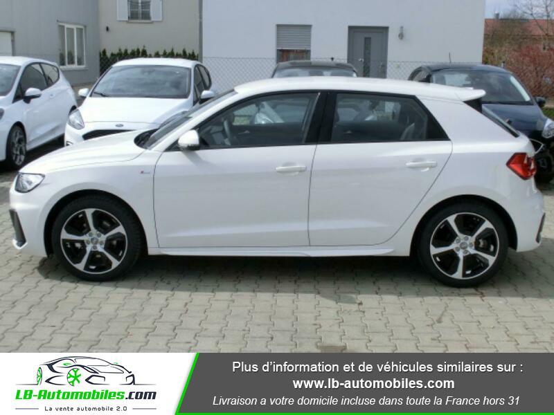 Audi A1 Sportback 35 TFSI 150 Blanc occasion à Beaupuy - photo n°13