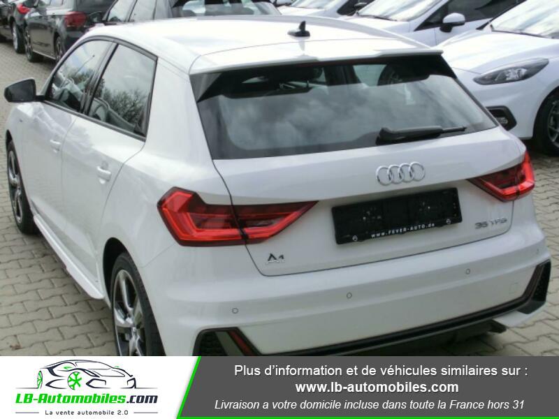 Audi A1 Sportback 35 TFSI 150 Blanc occasion à Beaupuy - photo n°14