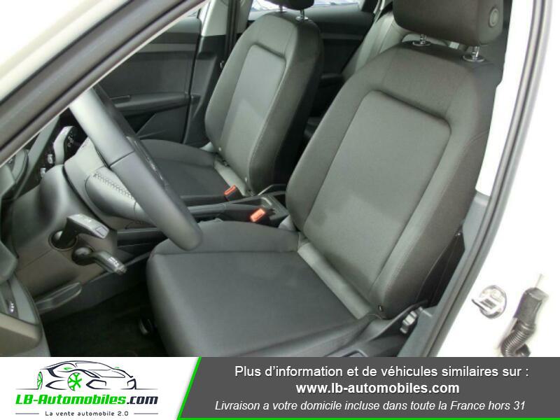 Audi A1 Sportback 35 TFSI 150 Blanc occasion à Beaupuy - photo n°6