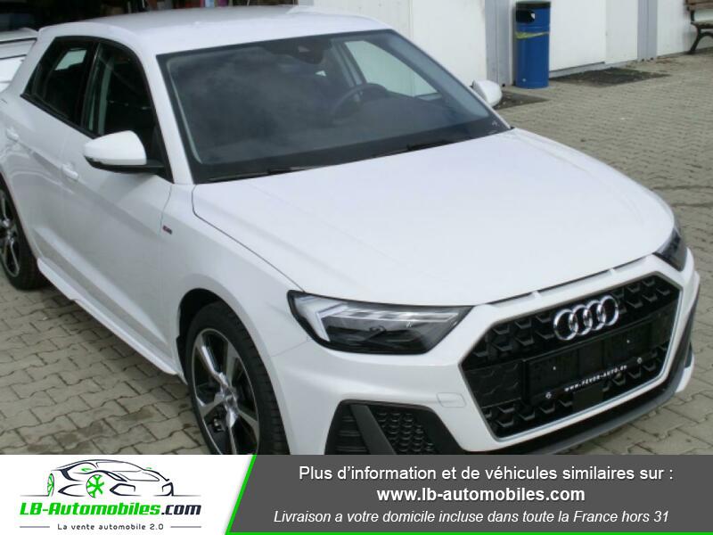 Audi A1 Sportback 35 TFSI 150 Blanc occasion à Beaupuy - photo n°12