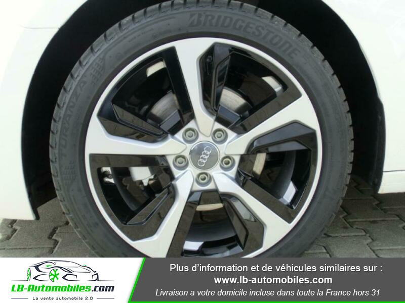 Audi A1 Sportback 35 TFSI 150 Blanc occasion à Beaupuy - photo n°10