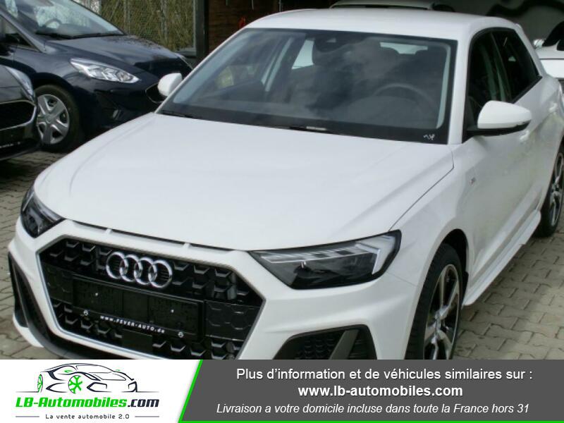 Audi A1 Sportback 35 TFSI 150 Blanc occasion à Beaupuy